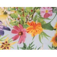 Toalha Quadrada Floral Girassol