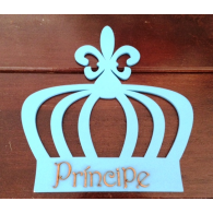 Príncipe - Placa Decorativa