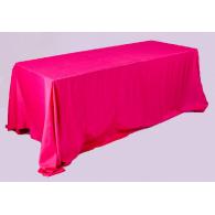 Toalha de Banquete Rosa Pink